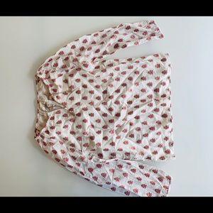Peek Long Sleeve Blouse (XL)